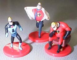 collector pack / The Incredibles /by Runat(JAPAN)