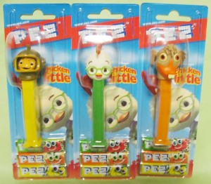 PEZ / CHICKEN LITTLE