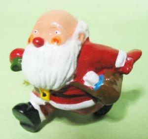 高島屋チャリティ・オーナメント「ファーザー・クリスマス1998」