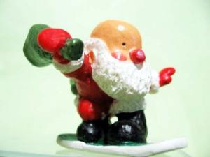 高島屋チャリティ・オーナメント「ファーザー・クリスマス1999」
