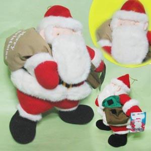 「ファーザー・クリスマス」ビッグぬいぐるみ1996 SEGA製