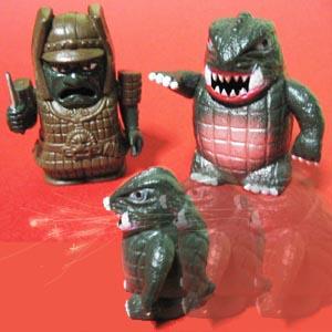チョロ獣「大映怪獣」初版