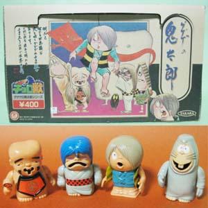 チョロ獣「ゲゲゲの鬼太郎」(初版)タカラ/1985年4月発売