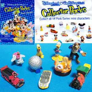 Disney land resort /Walt Disney world Collector Packs
