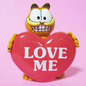 ガーフィールド<LOVE ME>PVC