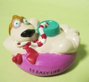 """SS EASY LIFE""『ローバー・デンジャーフィールド/Rover Dangerfield 』PVC"
