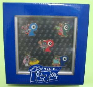 PINS/Pa-Pa-Paザ★ムービー・パーマン(2003)