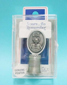 """""""E.T."""" thimble  by FORT"""