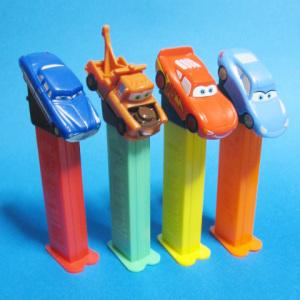 "PEZ / PIXER's ""CARS"""