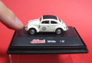 """""""Herbie"""" 1:87 by Schuco"""