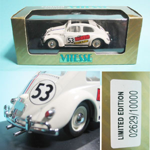 1/43 HERBIE [by VITESSE  LIMITED 10000]