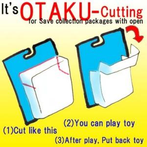 It's OTAKU - CUTTING