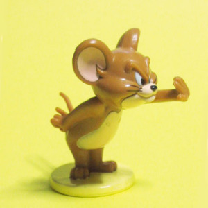 TOM and JERRY / PVC figure /2003