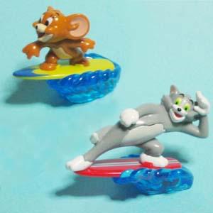 Kinder Surprize (2003)/Tom and Jerry/Surf