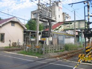JR津田山駅