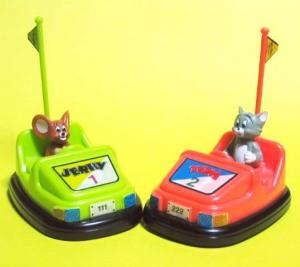 「トムとジェリー」ゴーカート/マキシ・キンダー1993