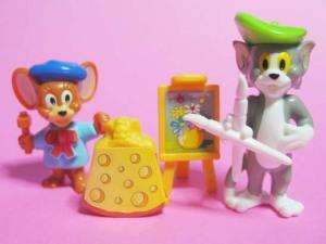 Kinder Surprise (1998)/ Tom and Jerry/K99-n83, K99-n82