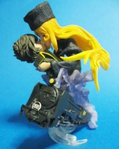 NEO超像革命フィギュアコレクション「銀河鉄道999/さよなら、999号」(カラーバージョン) by 株式会社メディコス・エンタテイメント(2005)