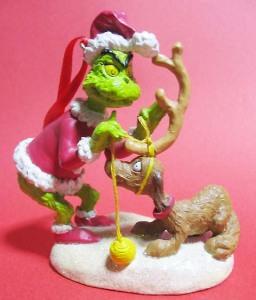 グリンチとマックス/クリスマスオーナメント