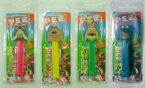 PEZ/ OPEN SEASON / Morinaga Japanese packages