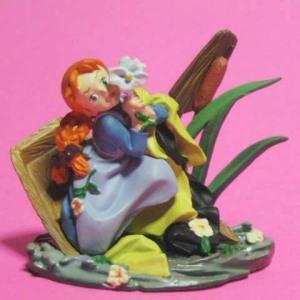 「赤毛のアン とろけるメイプルシロップのクッキー/6.白百合姫の災難」 by海洋堂/北陸製菓(2003)