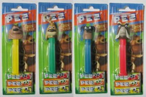 PEZ/ OPEN SEASON