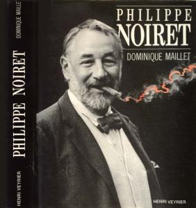 PHILIPPE NOIRET / by Dominique Mailelet / HENRI VEYRIER(1989)
