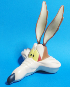 Looney Tunes Acme Head Cases / Wile.E.Coyote (1997)