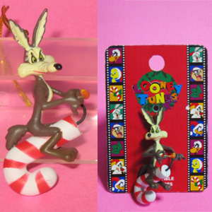 MINI ORNAMENTS/WILE.E.COYOTE by MATRIX(1997)