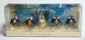 PIXAR's for the birds magnet set / by Ghibli Museum
