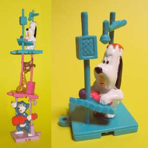 Hanna Barbara Band Figure Collection / DROOPY