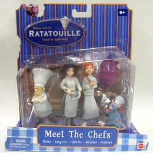 Movie Momnents / Meet the Chefs / by Mattel