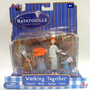 Movie Momnents / Working together / by Mattel