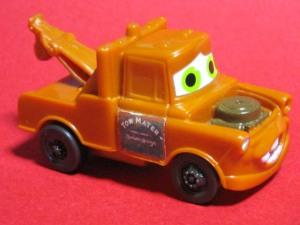 Kellogg's / Disney PIXAR CARS / Pullback CAR Mater (2006)