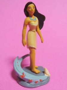 Cupcel Toy / Princess mgical Farever / Pocahontas / by TYE