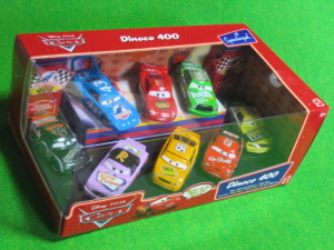 supercharged / Dinaco 400 / Piston cap Racers / by MATTEL