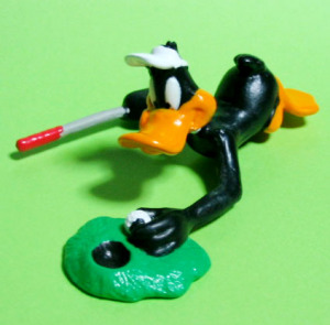 PVC / Daffy Duck (1994) applause