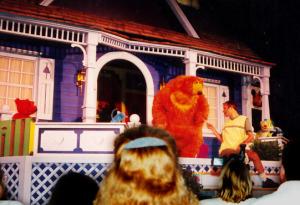 WDW / Disney-MGM Studio / Bear in the Big Blue House live show (1999)