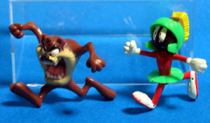 SOFT JACKS / Looney Tunes / TAZ and Marvin the Martian