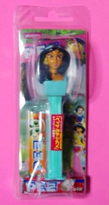 PEZ / Disney princess / Jasmaine