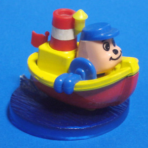 Little Toot / by TOMY (Japan / 1977)