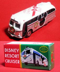 TOMICA / Dinsey Resort Cruiser /Merry Christmas 2007