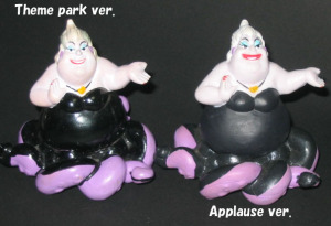 PVC / The Little Mermaid / Theme Park version and Applause version