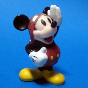 PVC / Mickey Mouse (The Mail Pilot/1933)