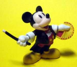 PVC / Mickey Mouse (Magician Mickey/1937)
