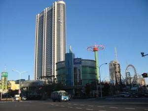 MEET PORT (東京ドームシティ) オープン後風景
