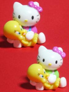 Mini figure / Tweety & Kitty