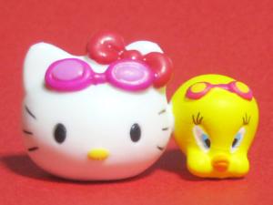 Mini figure / Kitty & Tweety