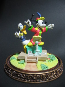 Vignette / Mickey Mouse - The Band Concert / by Disney Store