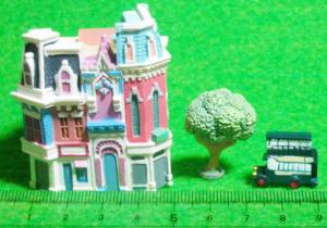 ストリートハウス(リフレッシュメント・コーナー)、オムニバス、メインストリートUSA(樹)